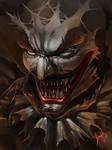 clown (speed paint)