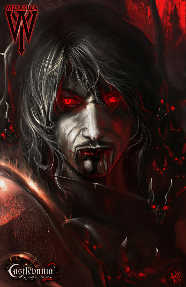 Gabriel / Dracula by wizyakuza