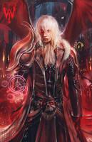 Vampire by wizyakuza