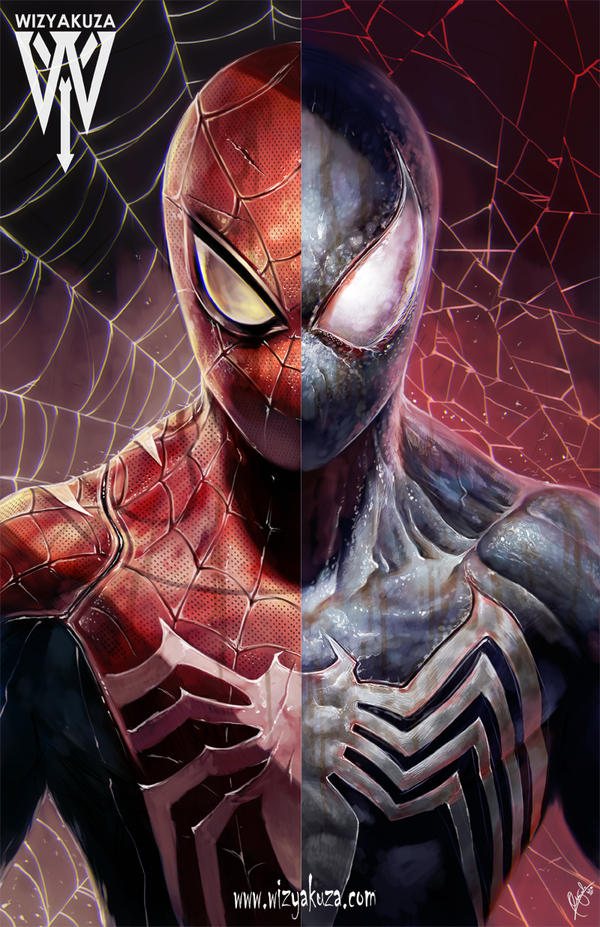 spidy by wizyakuza
