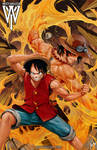 Luffy Ace