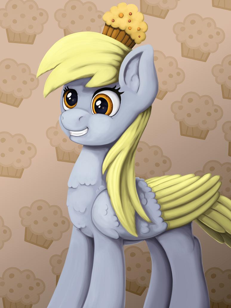 Muffin Queen by RedQuoz