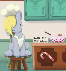 Waiting on Dessert