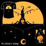 Woot Shirt - All Hallows Sleep