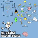 Woot Shirt - Creative Process