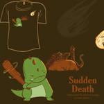 Woot Shirt - Sudden Death