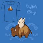 Woot Shirt - Buffalo Wings