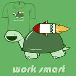 Woot Shirt - Work Smart