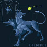 Woot Shirt - Cerberus
