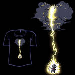 Woot Shirt - Love Shock