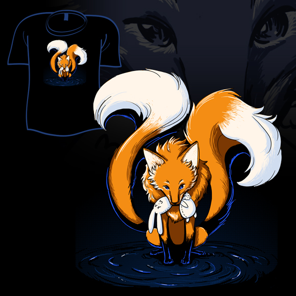 Woot Shirt - Two Tailed by fablefire