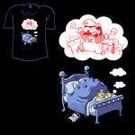Woot Shirt - Nightmares