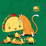 Woot Shirt - Taco Cat