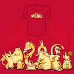 Woot Shirt - Zodiac Party