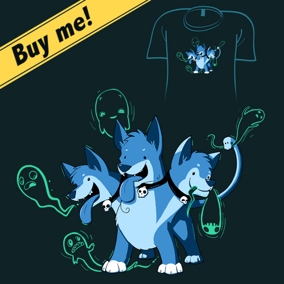 Woot Shirt - Pup Training by fablefire