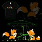 Woot Shirt - Foxfire
