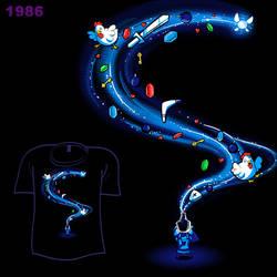 Woot Shirt - 1986