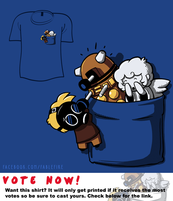 Woot Shirt - Pocket Monsters by fablefire