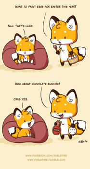 160324 Chocolate Bunnies
