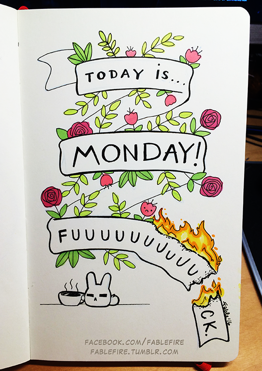 160822 Today Is Monday F
