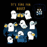 Woot Shirt - Time For More Boos