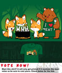Woot Shirt - Circle Of Lunch