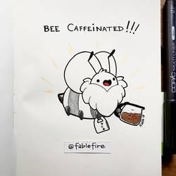 180312 Bee Caffeinated