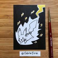 180323 Shiny Bolt Pikachu