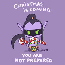 181106 You Are Not Prepared For Xmas