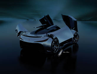 Ferrari 4 door by mcmercslr