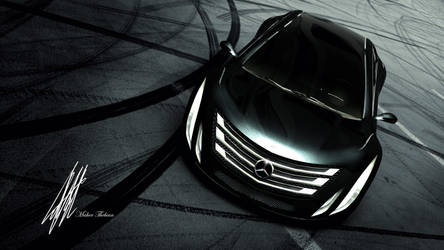 new Mercedes Design by mcmercslr