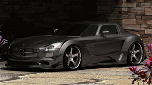 Mercedes SLS AMG Black Series by mcmercslr