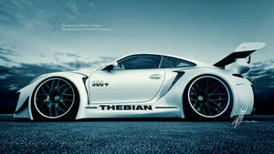 Porsche HURRICANE by ThebianConcepts
