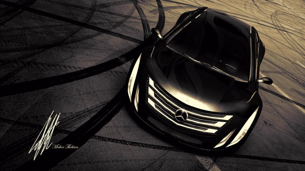 Design Softwares Used In Mercedes Benz