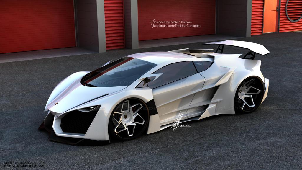 Attrayant Lamborghini SINISTRO By Mcmercslr ...