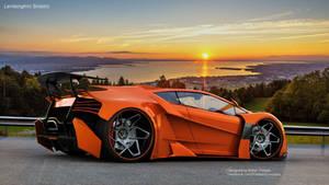Lamborghini SINISTRO by ThebianConcepts