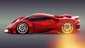 Ferrari Areej 538 concept by mcmercslr
