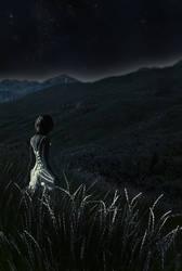 along the horizon by ooberxandxdavie6