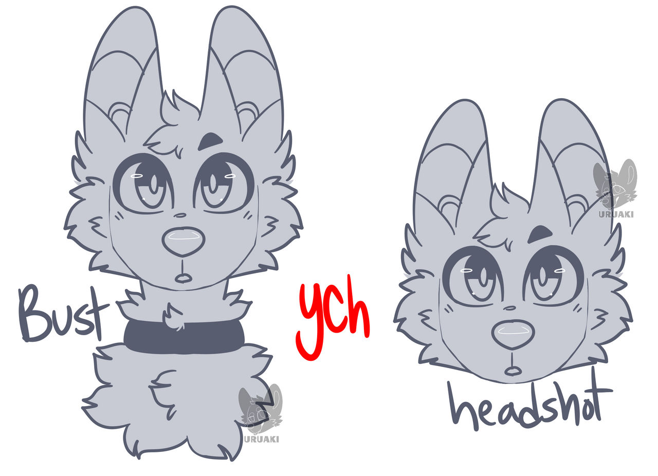 Canine YCH (OPEN)