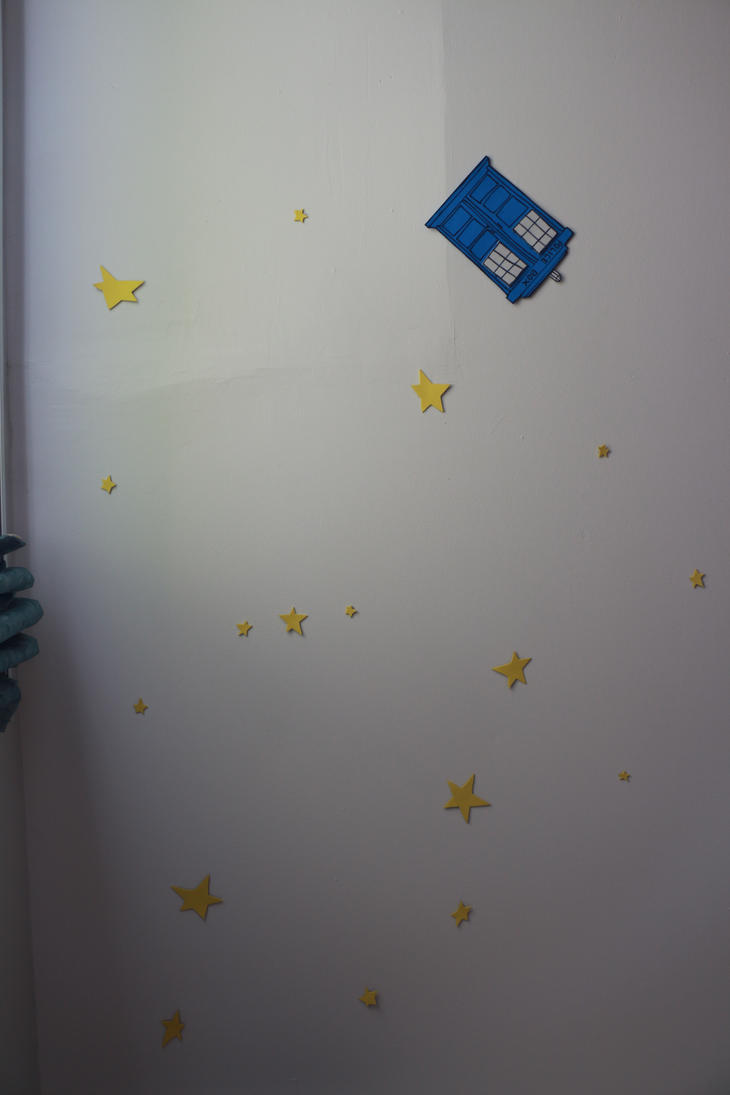 My Ceiling by lavendercustard