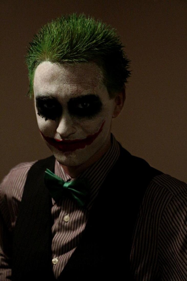 The Joker by lavendercustard