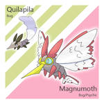 Quilapila and Magnumoth