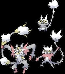 Elemur, Gleemur, and Skreemur