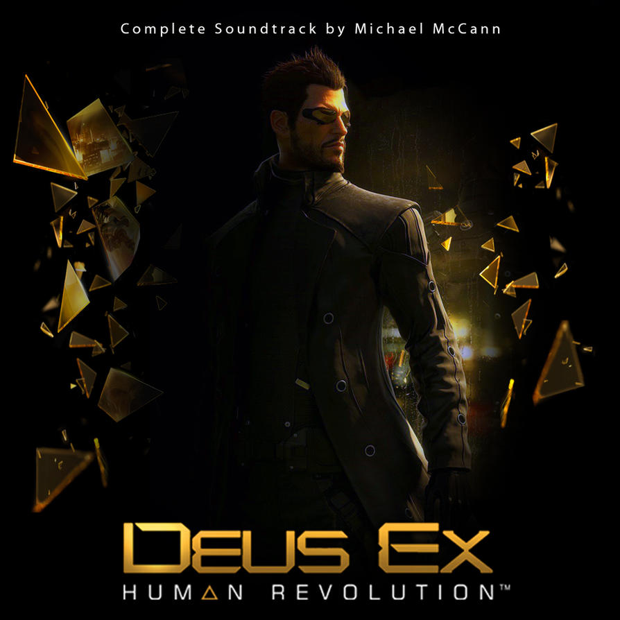 Deus ex: human revolution ost & gamerip soundtrack (2011) [mp3.