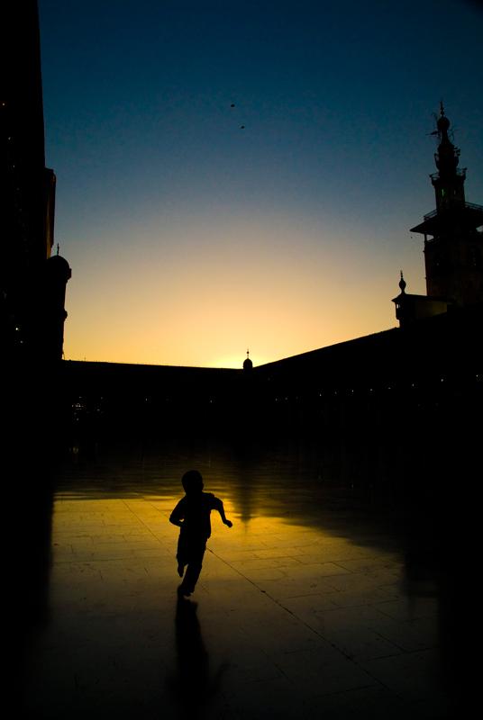 Damascene Sunset by biroo87
