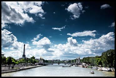Paris par La Seine