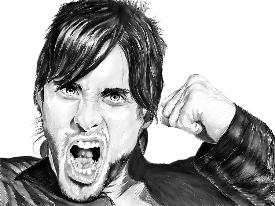 Jared Leto 30 Seconds To Mars Wallpaper Jared Leto 30 Seconds to Mars
