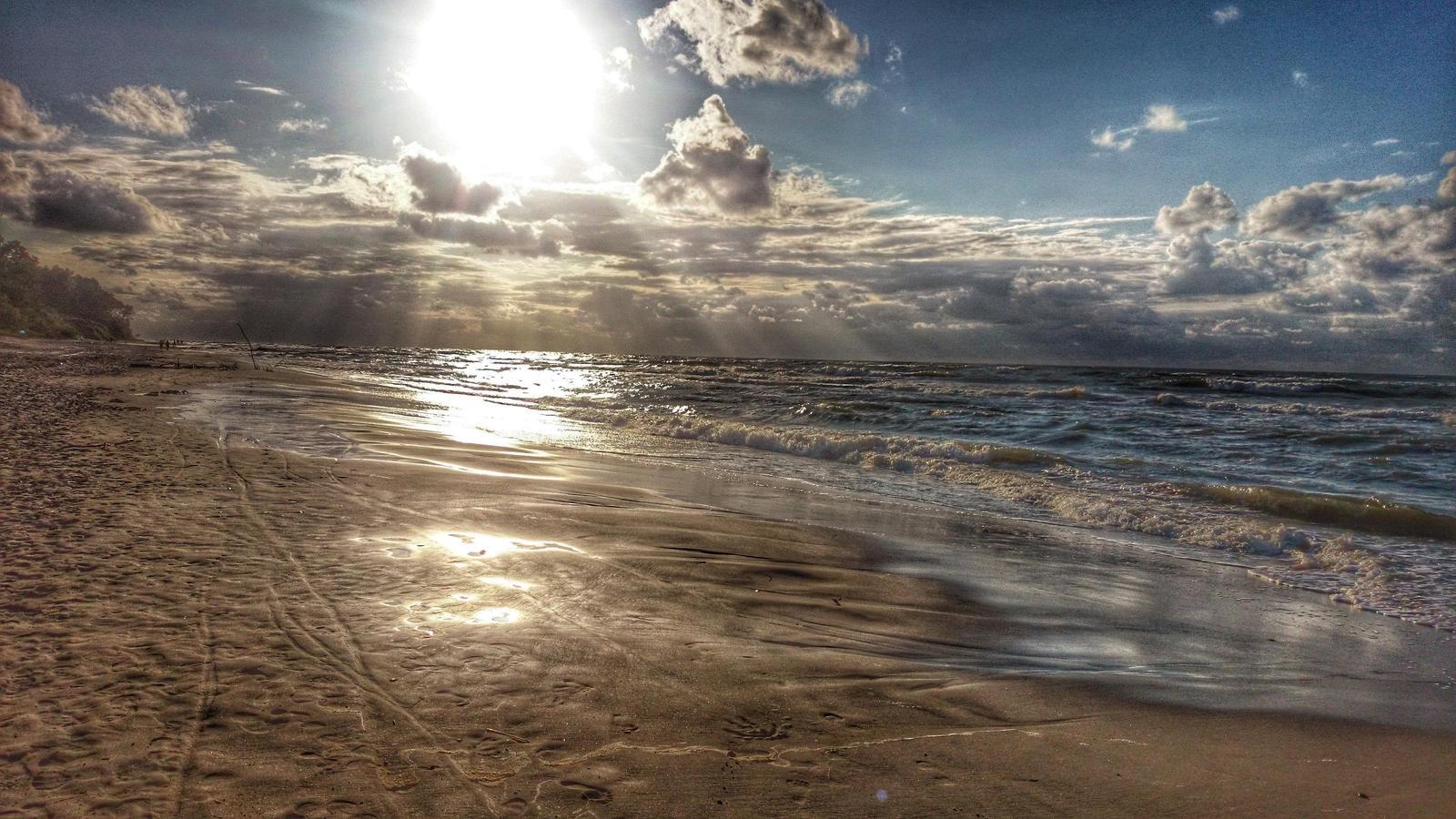 Nature Baltic Sea Poland picture nr.