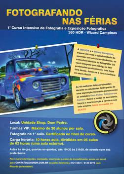 Concurso de Fotografia - Flyer