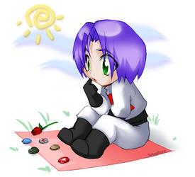 Chibi Contest Winner by poke-love